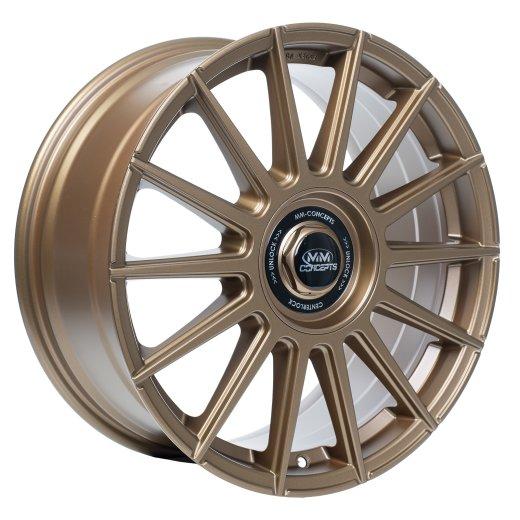 Alufelge MM04 8,0x18 5x120 ET30 Bronze